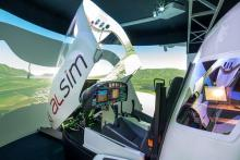 Scottish ACS Flight School acquires Alsim AL42 Simulator